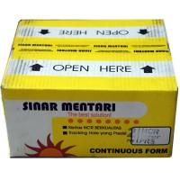 Continuous form K2 Ply & PRS Sinar Mentari