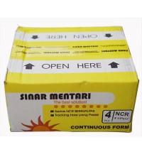 Continuous form K4 Ply & PRS Sinar Mentari