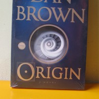 buku novel Origin Dan Brown