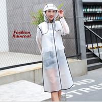 Fashion Raincoat (Jas Hijan TRENDY)