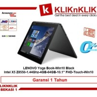 LENOVO Yoga Book X5 Black Windows - 26576