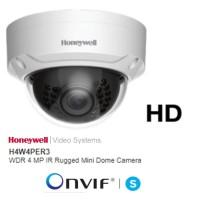 HONEYWELL H4W4PER3 IP DOME CAMERA 4 MP FIXED LENS POE CCTV