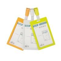 Tempat ID Card / ID CARD HOLDER BANTEX Kuat Plastik Tebal Berkualitas