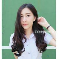 Hair Clip 50 cm Wave / hairclip 50cm wavy