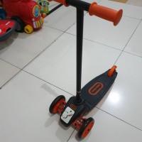 Jual Scooter little tikes learn to turn bekas mulus Murah