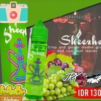 Sheezha Sheeza By JRX Double Apple Grape Premium Liquid