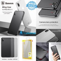"Baseus iPhone XR 6.1"" Wing Case Ultrathin Extreme Thin Matte Frosted"