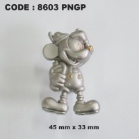 Handle / Tarikan / Handle kids / mickey mouse / 8603 knob