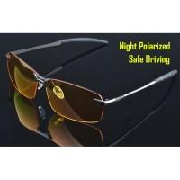 "Kacamata Night View Sporty Polarized ""SAFE DRIVING"""