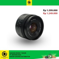 7artisans Photoelectric 50mm f1.8 for Sony E-Mount