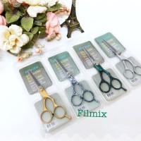 Gunting Rambut SASAK STYLISH Stainless scissors alat potong rambut
