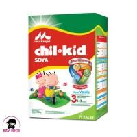 MORINAGA CHIL KID Susu Soya Vanila Box 600g / 600 g