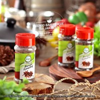 Rempahku - 113 Star Anise Kembang Lawang Bunga Pekak Premium Botol