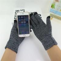 Sarung tangan winter wool touchscreen