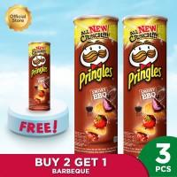 [Buy 2 Get 1] Pringles Barbeque 110gr