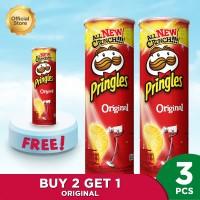 [Buy 2 Get 1] Pringles Original 110gr