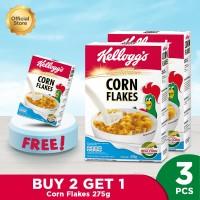 Kellogg's Surprise Box Buy 2 get 1 Corn Flakes 275g As3-B2G1-885275630