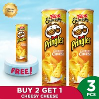 Buy 2 Get 1 Pringles CheesyCheese 110g (As3-PE11008-8886467100031)
