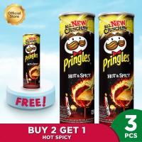 [Buy 2 Get 1] Hot Spicy Pringles 110gr