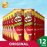 Pringles Original 107gr (1 Carton - 12 Pcs)