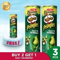 Buy 2 Get 1 Pringles Salt Seaweed 110g (As3-PE11009-8886467100062)