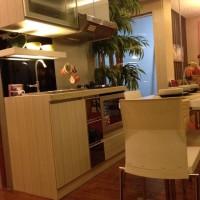Jasa Pembuatan Kitchen Set Kayu Minimalis Murah Custom di Bandung