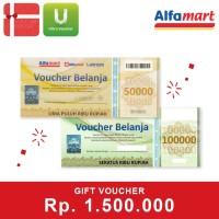 Voucher Alfamart Rp 1.500.000