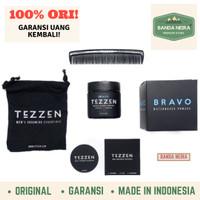 Tezzen Bravo Pomade Lokal Original Murah