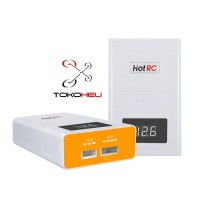 HOTRC A400 40W 3A 3-4S Lipo Battery Balance Charger Discharger