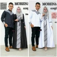 Terbaru Baju Batik Couple Sarimbit Gamis Plus Koko Muslim