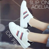 Women Shoes Slip on Adelia
