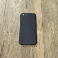 OPPO A71 Softcase Slim Black Matte Casematte Case Cover Hp