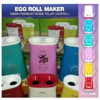 Egg roll New Ardin sostel 2hole lubang