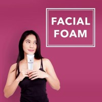 Sabun Pembersih Wajah Mellydia Facial Foam Skincare BPOM HALAL MUI