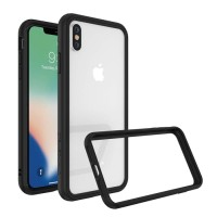RhinoShield CrashGuard NX Bumper Case iPhone XS/X Original - Black