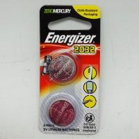 Baterai Battery Energizer Lithium Kancing CR2032 Isi 2