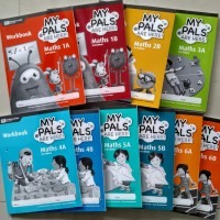 My Pals are Here Maths 3rd Edition - workbook only