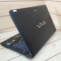 Laptop Sony Vaio SVE15117FGW Black 15HD I7 VGA AMD Radeon HD 7600M 2GB