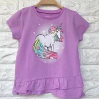 baju kaos anak branded original carter unicorn / tee anak brand baby
