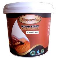 plitur Kayu Warna Natural Biovarnish Wood Stain Sonokeling