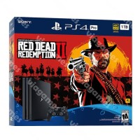 PS4 PRO 1TB Red Dead Redemption 2 Special Edition Bundle