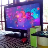 komputer Second Intel Core i5 + LCD monitor 19 inch