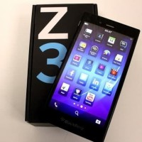 HP BLACKBERRY Z3 NEW - ANDROID - MURAH