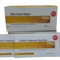Tespek - Tes Hamil HCG - Test Pack Steril - Steril