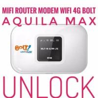 Di Jamin Mifi Router Modem Wifi 4G Bolt Aquila Max Unlock Murah