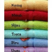 Hot Produk Handuk Merah Putih 70X140 Cm / Handuk Mandi / High Quality