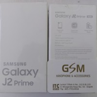 HP SAMSUNG GALAXY J2 PRIME RAM 1,5 ROM 8GB GARANSI RESMI/BARU.SEGEL