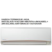 Harga Ac 1 2 Pk Low Watt Panasonic Travelbon.com