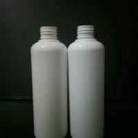 botol pet 250 ml putih dove
