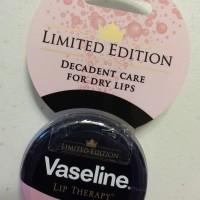Limited Edition VASELINE Lip Tin
